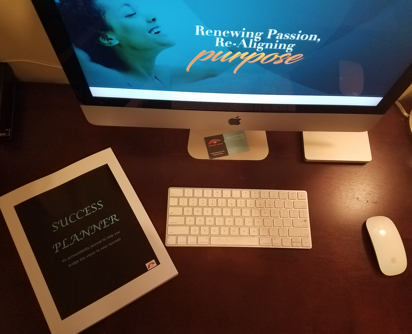 Introducing: The Success Planner